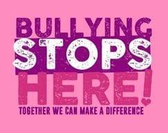 Anti- Bullying Day 1